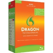 Nuance Dragon NaturallySpeaking 12 - Home - Retail Box Windows