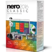 Nero 2016 Classic Full Retail Box