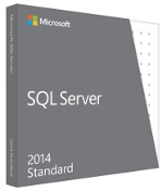 SQL Server 2014 Standard W/ 10 CALs Full Retail Box