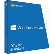 Windows Server 2012 R2 Standard 64 Bit Full Retail Box 5 CAL