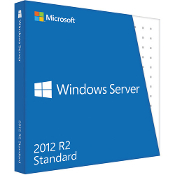 Microsoft Windows 2012 Server Standard R2 2 CPU OEM