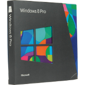 Microsoft Windows 8 Pro Full Retail Box