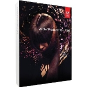 Adobe Premiere Pro CS6 Mac Full Retail Box