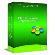 PDF Converter Professional 8.0 Full Retail Box