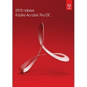 Adobe Acrobat Pro DC MAC 2015 FULL RETAIL BOX