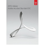 ACROBAT STANDARD DC 2015 PC FULL RETAIL BOX