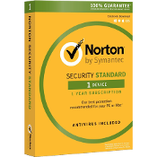 Norton Security Standard Retail Download 1 Device / 1-Year
