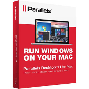 Parallels Desktop 11 for Mac Full Retail Box