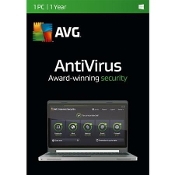AVG AntiVirus 2016  1 PC 1 Year Download