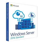 Microsoft Windows Server 2016 Standard Software OEM