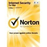 Norton Internet Security for Mac 5.0 Full Retail Box