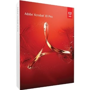 Adobe Acrobat Professional XI Mac Full Retail Box