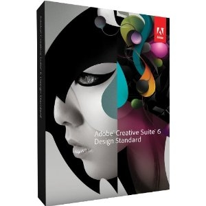 Adobe CS6 Design Standard Full Retail Box  PC