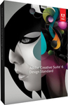 Adobe CS6 Design Standard Full Retail Box for MAC