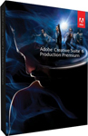 Adobe Production Premium CS6 Windows Full Retail Box